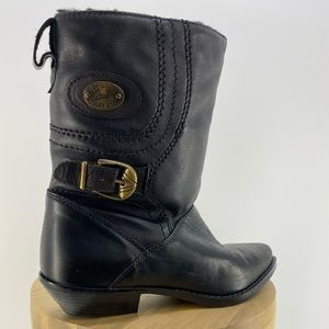 Vintage Grenico Leather Boots 7.5